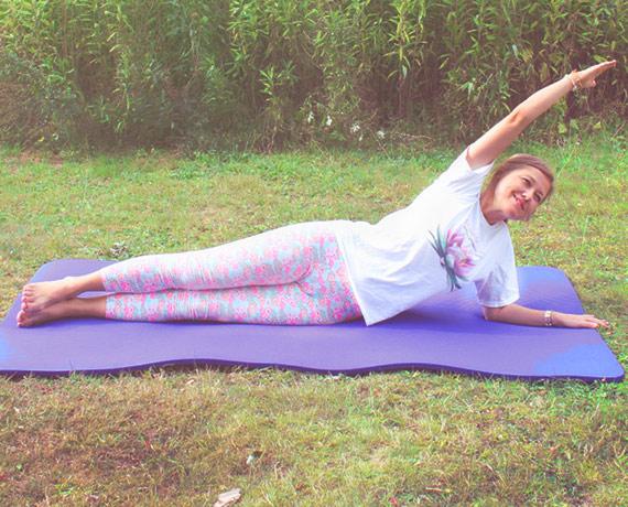 Yoga für den Nacken – Faszien-Yoga